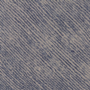 Flight by Janet Clare - 4970 - Vapour, Navy Blue Spiral, Diagonal Stripe on Taupe - 1414 16 - Cotton Fabric